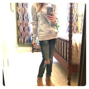 Tops - Cute Camo Pullover - Size Small